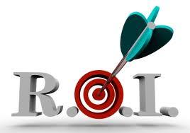 ROI bullseye